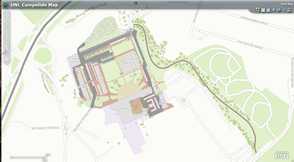 Welcome To Isegi Campus Map Open Source Team Site